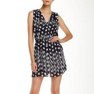 Parker Karen silk dress
